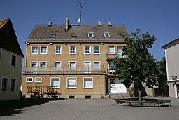 Kamenzer Straße in Neschwitz