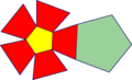 Net of pentagonale frustum.png