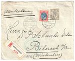 Netherlands 1922-12-14 cover Scheveningen.jpg