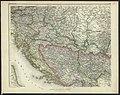 Neueste Special & Kriegs-Karte der Europäischen Türkey in IV Blättern - Western Balkan.jpg
