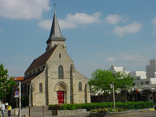 Photo - Eglise Saint-Baudile