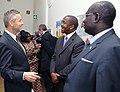 Neujahrsempfang afrikanische Botschafter mit Staatssekretär Lopatka (8380355564).jpg