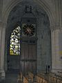 Nevers cathedrale int 19 horloge XVIe 1.JPG