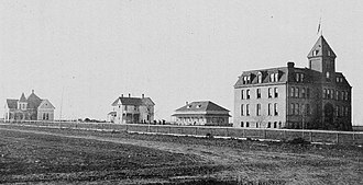 New Mexico Military Institute - New Mexico Military Institute, 1904