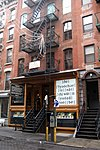 New York Lower East Side Tenement Museum's landmark tenement building at 97 Orchard Street.jpg