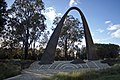 New Zealand Memorial on ANZAC Parade east side.jpg