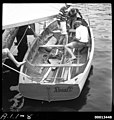 New Zealand yacht RESULT on Sydney Harbour for the 1951 World's 18-footers Championship (8538842074).jpg