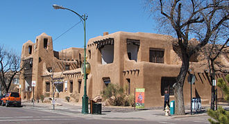 New Mexico Museum of Art - Image: Newmexico museumofart