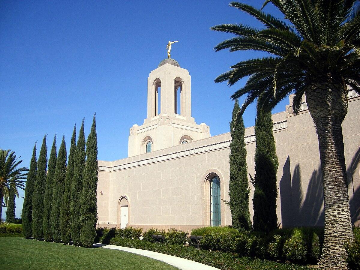 Newport Beach California Temple Wikipedia