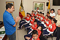 Niños ganadores de las Olimpiadas Especiales Intercantonales visitaron al Alcalde (11106459795).jpg