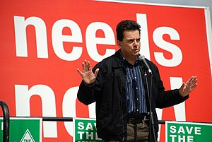 No Pokies - Nick Xenophon in September 2008.