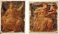 Nicolò dell'abate, fede, speranza, prudenza e forse vigilanza, 1535-38, dalla facciata delle beccherie a modena 01.jpg