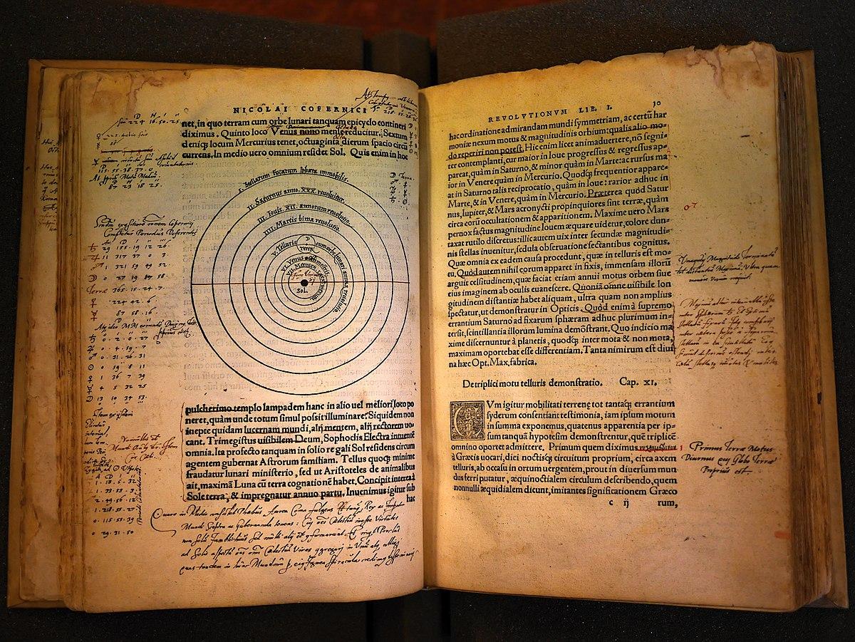 De revolutionibus orbium coelestium - Wikipedia, la