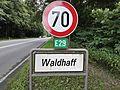 Niederanven, Lieu-dit Waldhaff panneau de localisation.jpg