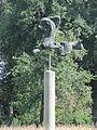 Nijmegen Sculptuur van Arthur Spronken op het Steve Bikoplein.jpg