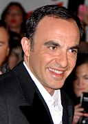 Nikos Aliagas NRJ Music Awards 2013