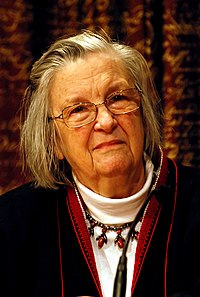 Elinor Ostrom Nobel Prize 2009-Press Conference KVA-30.jpg