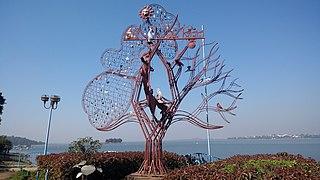 Bhopal Metropolis and state capital in Madhya Pradesh, India