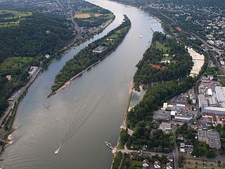Rheininsel Grafenwerth