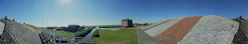 Noordpolderzijl panorama.JPG