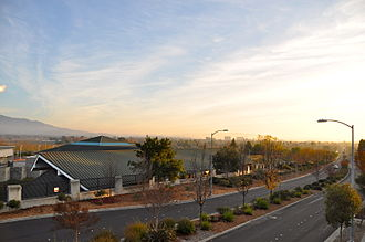 Concord, California - Overlooking the North Concord BART Station