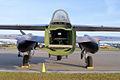 North American B-25J-25NC Mitchell Russian To Get Ya Tailgunner SNF 04April2014 (14606427733).jpg