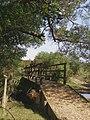 North Hollow Bridge, Dockens Water, New Forest - geograph.org.uk - 185073.jpg
