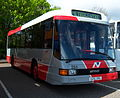 Northumbria bus 251 DAF SB220 Optare Delta G251 SRG Metrocentre 2009 (3).JPG