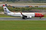Norwegian, EI-FJI, Boeing 737-8JP (29061096750).jpg