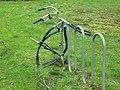 Not the best place to lock your bike. - Flickr - DavidK-Oregon.jpg