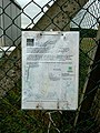 Notice of intent - geograph.org.uk - 985109.jpg