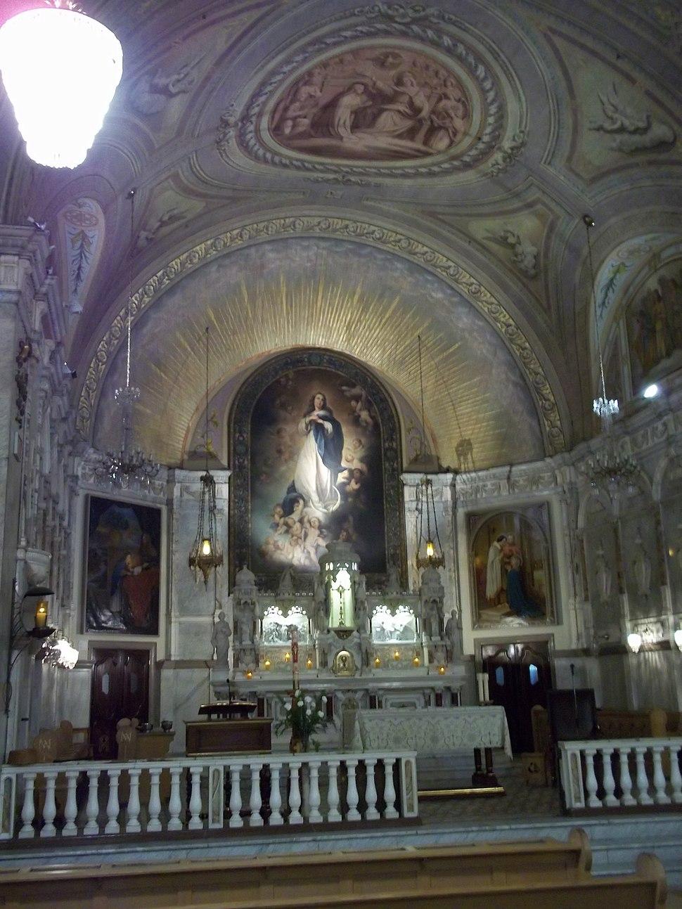 Notre-Dame-de-Bon-Secours Chapel 1