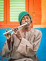 Nubian Flute player عازف الناي.jpg
