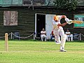Nuthurst CC v. The Royal Challengers CC at Mannings Heath, West Sussex, England 35.jpg