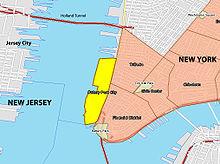 Dep  Bay Street Staten Island Ny