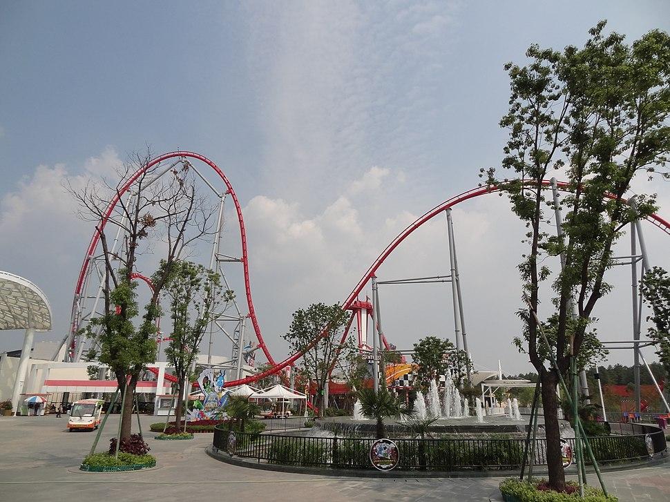 OCT Thrust SSC1000 Happy Valley Wuhan 2