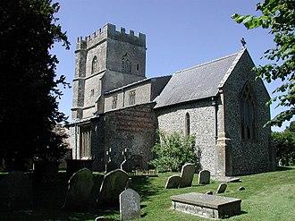 Ogbourne St Andrew - St Andrew's church