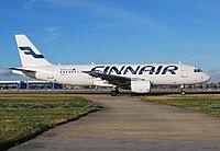 OH-LXL - A320 - Finnair