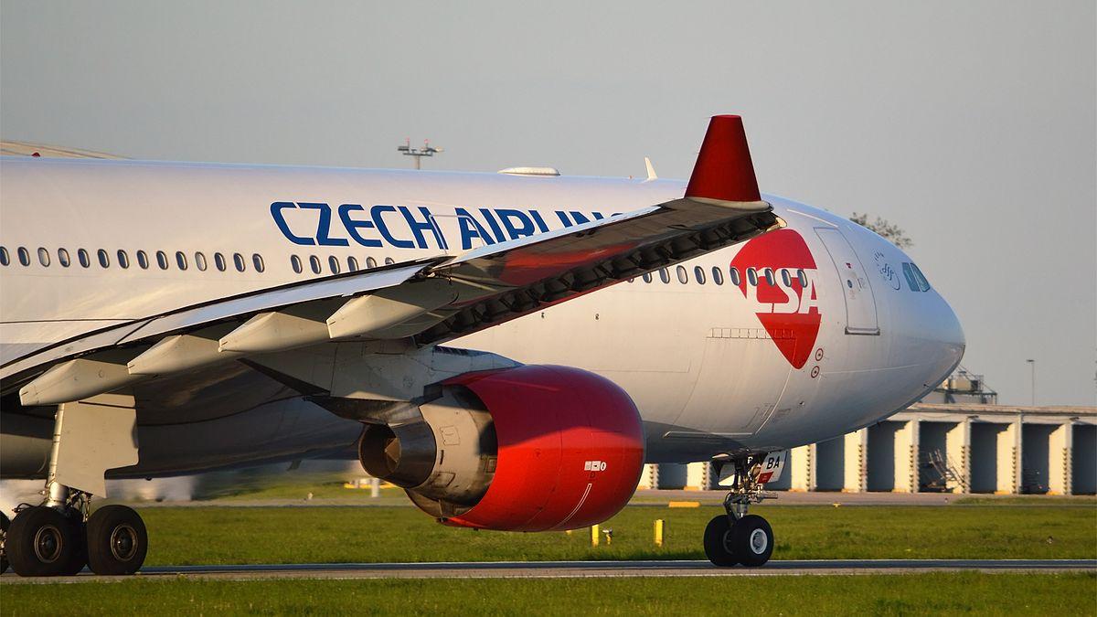Resultado de imagen para czech airlines fleet wiki