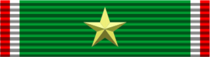 Order of the Star of Italian Solidarity - Image: OSS Ibis 2