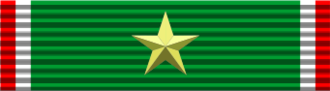 Order of the Star of Italian Solidarity - Image: OSS Ibis 2