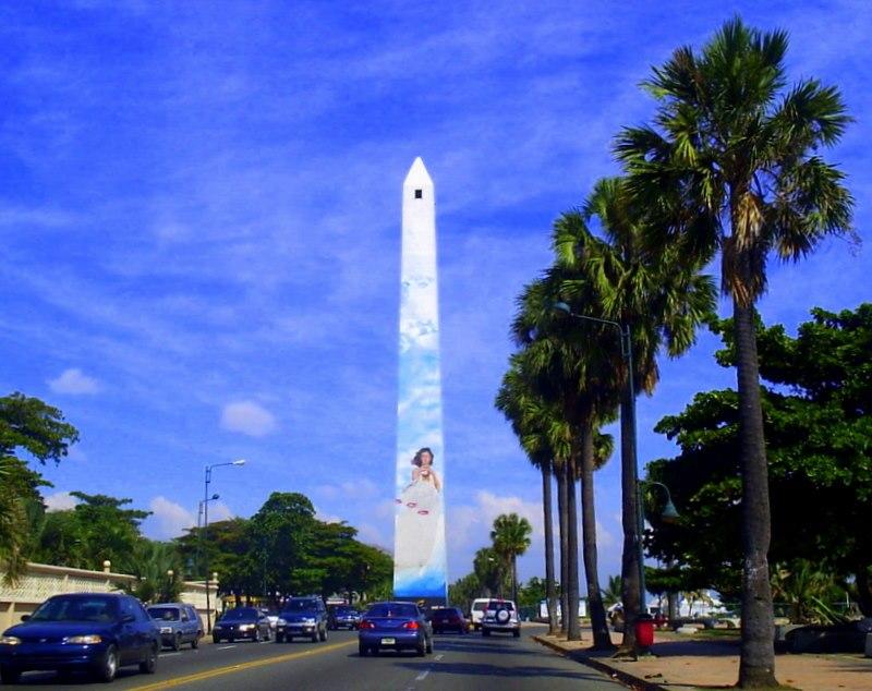 Obelisco Santo Domingo