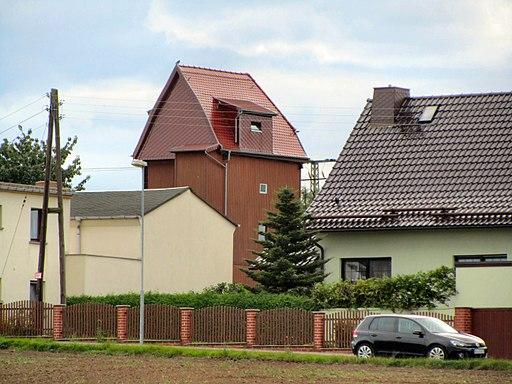 Obergreißlau,Windmühle