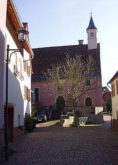 Evangelische Kirche Bruchsal