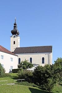 Oberndorf an der Melk - Kirche.JPG