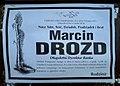 Obituary of Marcin Drozd in Sanok.jpg