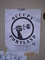 Occupy Portland November 2, rose.jpg