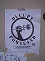 Occupy Portland November 2, rose.jpg