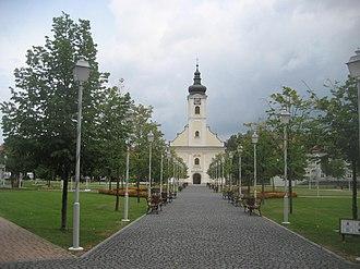 Ogulin - Parish Church of the Extolling Saint Cross