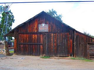 Old Adobe Barn